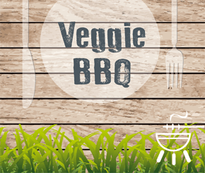 Discover Amanprana's healthy, vegetarian bbq that will make your mouth water, and enjoy it with your family and friends!