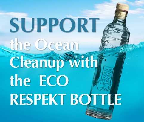 Support the Ocean Cleanup