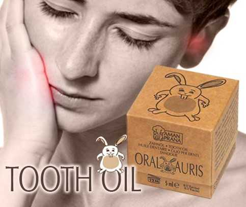 Oral & Auris, Tooth and Ear Oil
