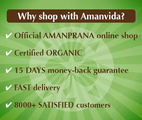 Over 8000 satisfied customers are already shopping with us. Here, you'll shop most conveniently and at the best prices for superfood from Amanprana, personal care and more. More... >