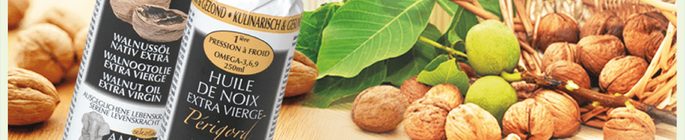 Walnut oil organic
