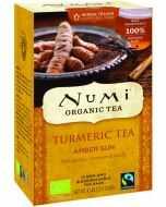 Amber Sun - kurkuma thee, met rooibos, kaneel & vanille