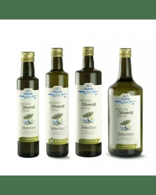 Mani Olivenöl extra nativ , Selection, bio