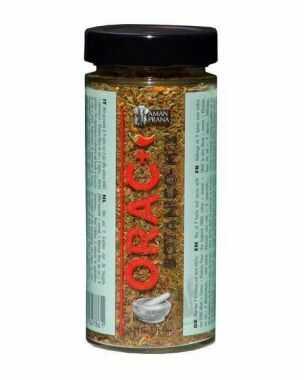 Amanprana ORAC Botanico-mix Spicy