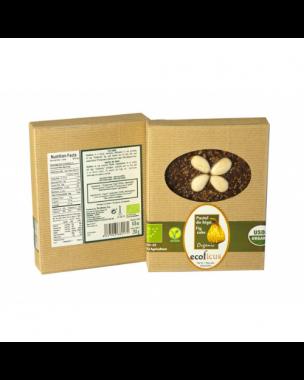 Ecoficus Vijgen cake Calabacita met amandelen 250g, bio