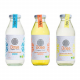 Base Organic Food Coconut Water glass bottle 350ml, organic