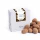 Rrraw Rauwe cacaobonen met laagje chocolade natuur, 80g, bio