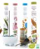 Encens végétal (aromatische plantengeur, geen klassieke wierook)