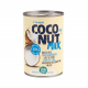 TERRASANA Coconut milk can 400 ml, organic 22% fat.