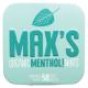 Max's Organic Menthol! Mints