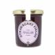 PIPAILLON   Dark Side of the Spoon jam, Pruimen, Chaï en Yuzu citroen 212ml, bio