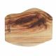 Amanprana Qi-board Schneidebrett M, organische Form