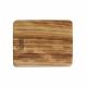 Amanprana Qi-board Snijplank S, rechthoekig