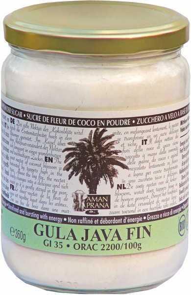Acheter En Ligne Amanprana Sucre En Poudre De Fleur De Noix De Coco