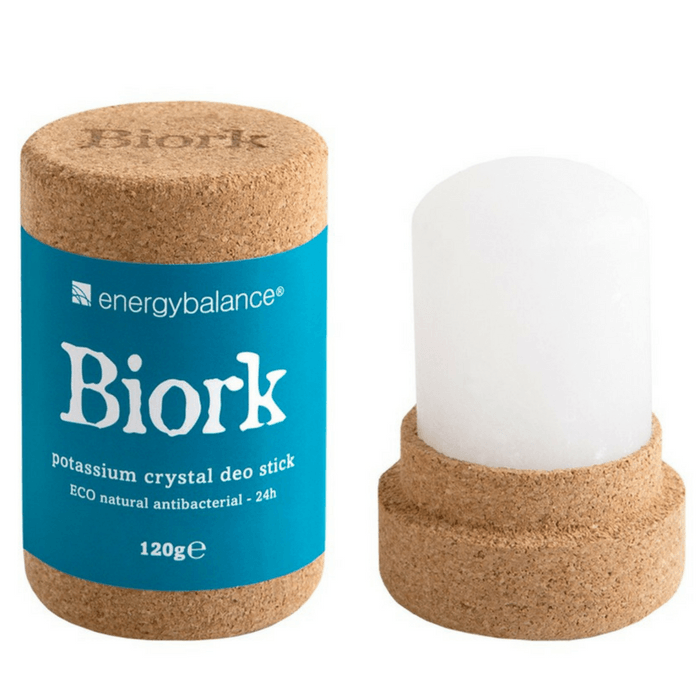 les soins de la peau biologiques deodorant