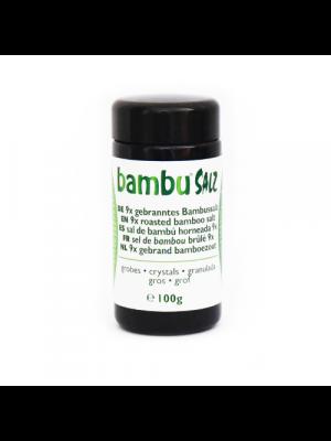 Bambu Salz Bamboezout 2x gebrand fijn 1000g