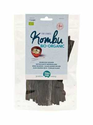 TerraSana Kombu - dried seaweed 50g, bio