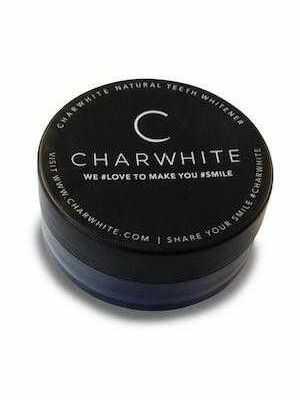 Charwhite - Natuurlijk tanden bleken