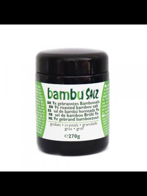 Bambu Salz Bamboezout 9x gebrand grof 100g