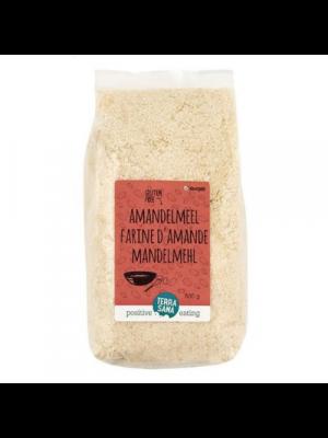 TerraSana almond flour 500g, organic