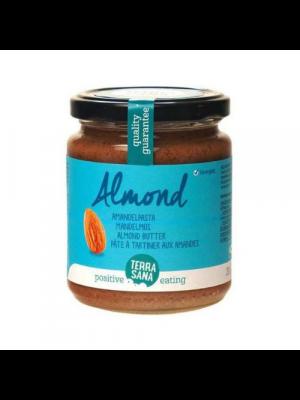 TerraSana Almond butter 250 g, organic