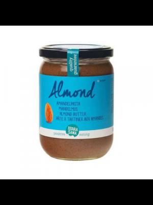 TerraSana Almond butter 500g, organic