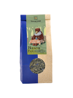 SONNENTOR, Base Fasting Tea loose 50g, organic
