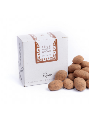 Rrraw Rauwe cacaobonen ongepeld 250g, Bio