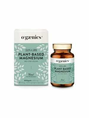 Ogaenics Calm-A-Lama Magnesium, 60 caps bio