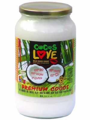 Cocoslove - premium kokosolie