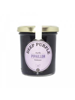 PIPAILLON | Jam Zia Arancia 212 ml, bio - confituur
