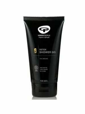 Green People Organic Homme No.6 Detox Shower Gel 150 ml