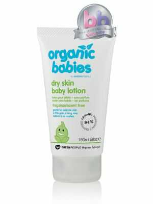 Green People softening Baby Lotion Scent Free 150ml