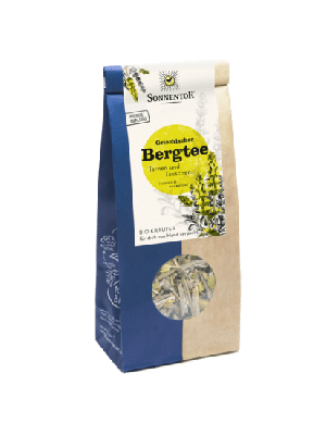 Greek Mountain Tea loose 40g, organic