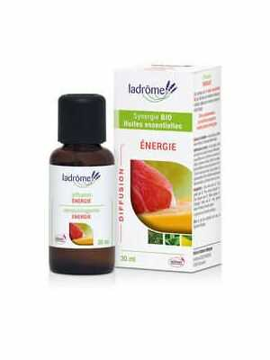 LaDrôme Essential Oil Synergy 'Energy' 30ml, organic