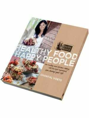 Cookbook: Healthy food, Happy people