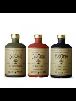 Bio Orto Extra Vergine Olivenöl aus Italien , reinsortig & bio