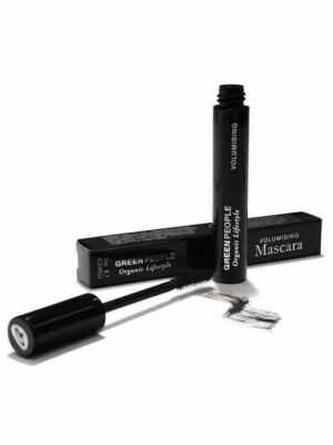 Green People Volumising Mascara Brown Black