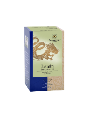 Gember energie thee - 20 theezakjes 30 g, bio