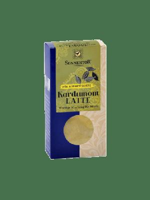 Kardemom Latte 45 g, bio - pakje