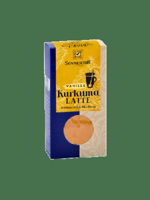 Kurkuma Latte Vanille 60 g, bio - pakje