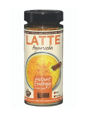 Latte Ayurveda Amanprana 170g, organic