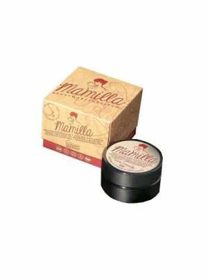 Mamilla nipple fissure balm contains 100% organic, 100% vegetable and 100% natural active ingredients.