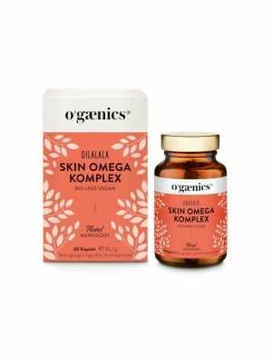 Ogaenics Oilalala Skin Omega Komplex, 60 caps bio