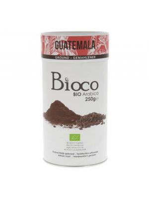 Bioco Guatemala gemalen koffie (250g)