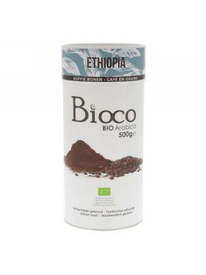 Bioco Ethiopia koffiebonen (250g), bio
