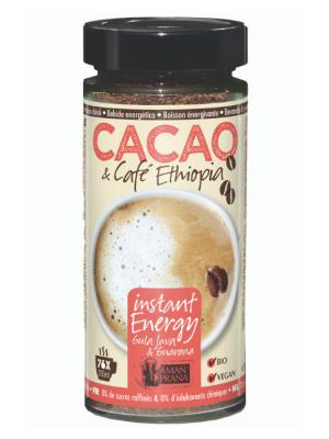 Cacao & Café Ethiopia 230g, organic