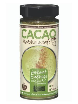 Cacao Matcha & Café, bio