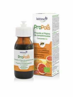 LaDrôme Propolis + Pompelmoesextract, bio, 50ml