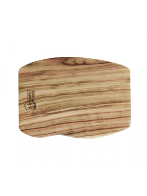 Amanprana Qi-board Cutting board S, organic form